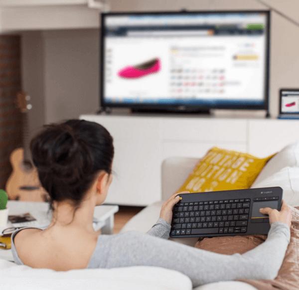 clavier sans fil ordinateur